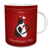 Boldog Valentin Napot bögre