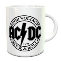 AC/DC bögre -High Voltage