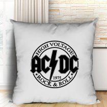 AC/DC párna -High Voltage