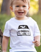 BMW E30 FRONT gyerek póló