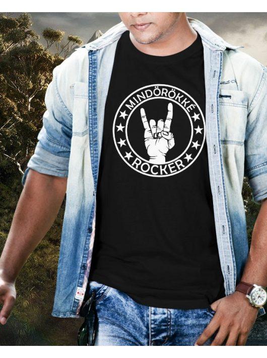 Mindörökké rocker póló