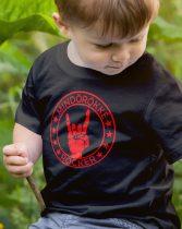 Mindörökké rocker gyerek póló
