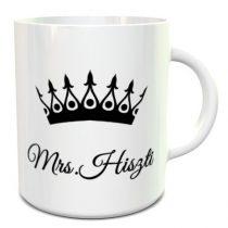 Mrs. Hiszti bögre