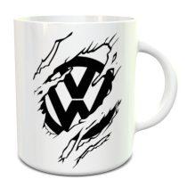 Volkswagen szakadt bögre