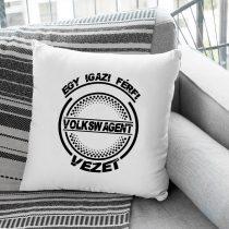 Volkswagenes párna