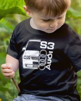 Audi S3 gyerek póló