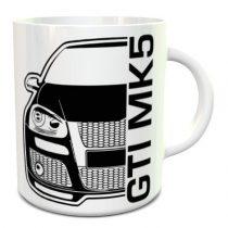 Volkswagen Golf GTI Mk5 bögre