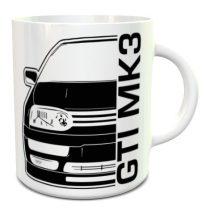 Volkswagen Golf GTI Mk3 bögre