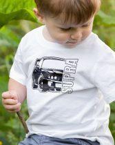 Toyota Supra gyerek póló
