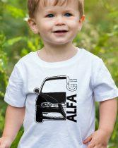 Alfa GT gyerek póló
