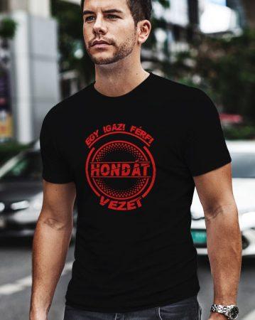 Hondás póló