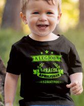 Szülinapi póló a legjobb barátnak gyerek póló