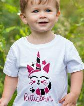Kitticorn gyerek póló