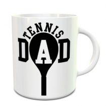 Tennis Dad bögre