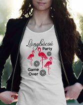 Póló lánybúcsúra -Lánybúcsú Party