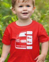 Audi TT gyerek póló