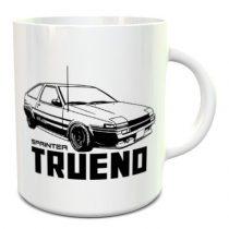 Toyota Sprinter Trueno AE86 bögre