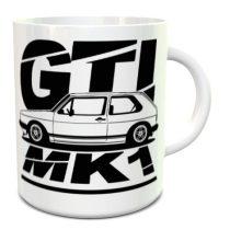Volkswagen GTI Mk1 bögre