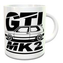 Volkswagen GTI Mk2 bögre