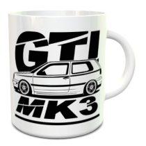 Volkswagen GTI Mk3 bögre
