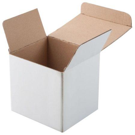Fehér bögre doboz