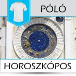 Horoszkópos pólók