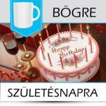 Bögrék születésnapra, névnapra
