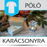 Karácsonyi pólók