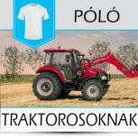 Pólók mezőgazdászoknak