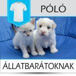 Pólók állatbarátoknak