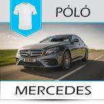 Mercedes pólók