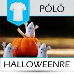 Halloweeni pólók