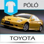 Toyota pólók