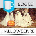 Halloweeni bögrék