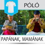 Póló nagyszülőknek