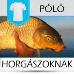 Horgász és vadász pólók